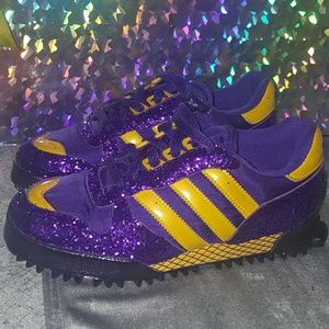 Womens Custom Retro Adidas Size 7